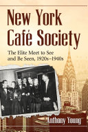 New York Caf     Society