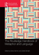 Pdf The Routledge Handbook of Metaphor and Language Telecharger