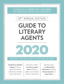 Guide to Literary Agents 2020
