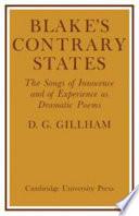 Blake s Contrary States Book