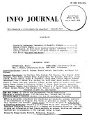 The Info Journal