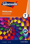 Books - Oxford Suksesvolle Wiskunde Graad 7 Leerdersboek | ISBN 9780199047918
