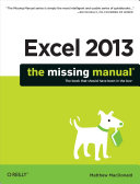 Pdf Excel 2013: The Missing Manual