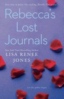 Rebecca's Lost Journals Pdf/ePub eBook