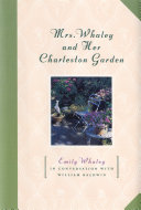 Pdf Mrs. Whaley and Her Charleston Garden Telecharger