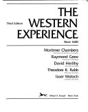 The Western Experience To 1715 Book PDF