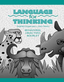 Language For Thinking Grades 1 3 Behavioral Objectives Book