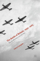 The Battle of Britain, 1945-1965 Pdf/ePub eBook
