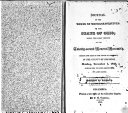 Journal of the House of Representatives of the State of Ohio