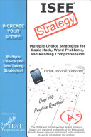 ISEE Strategy: Winning Multiple Choice Strategies for the ...