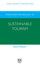 Advanced Introduction to Sustainable Tourism