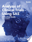 Analysis of Clinical Trials Using SAS Book