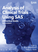 Analysis of Clinical Trials Using SAS