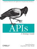 Pdf APIs: A Strategy Guide Telecharger