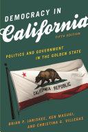 Democracy in California Pdf/ePub eBook