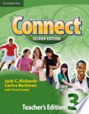 Connect Level 3 Teacher's Edition