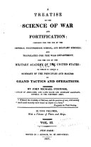 A Treatise on the Science of War and Fortification