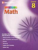 Spectrum Math  Grade 8 Book