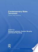 Contemporary State Terrorism