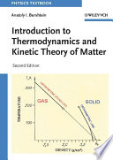 Introduction to Thermodynamics and Kinetic Theory of Matter Book