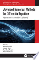 Advanced Numerical Methods for Differential Equations