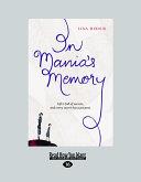 Pdf In Mania's Memory (Large Print 16pt)