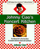 Johnny Ciao s Koncert Kitchen
