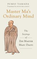 Master Ma   s Ordinary Mind