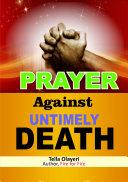 Prayer Against Untimely Death