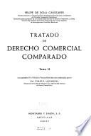 Tratado de derecho comercial comparado