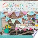 Celebrate with a Stitch Book