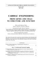 Cardiac Engineering