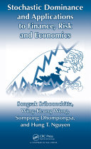Stochastic Dominance and Applications to Finance  Risk and Economics