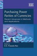 Purchasing Power Parities Of Currencies Book PDF