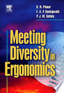 Meeting Diversity In Ergonomics Book PDF