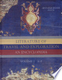 Literature of Travel and Exploration: A to F