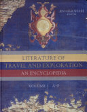 Literature of Travel and Exploration  A to F