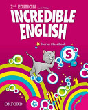 Incredible English Starter. 2nd Edition. Class Book