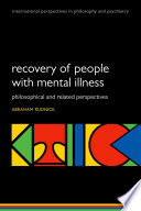 Recovery Of People With Mental Illness