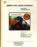Highway rail Grade Crossings