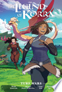 The Legend of Korra  Turf Wars Library Edition Book