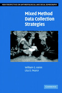 Mixed Method Data Collection Strategies
