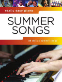 Really Easy Piano  Summer Songs