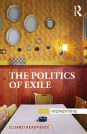 Pdf The Politics of Exile Telecharger