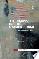 Leo Strauss and the Invasion of Iraq