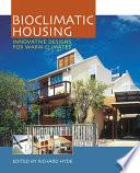 Bioclimatic Housing