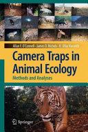 Camera Traps in Animal Ecology [Pdf/ePub] eBook