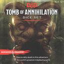 Tomb of Annihilation Dice Set