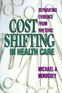 Pdf Cost Shifting in Health Care