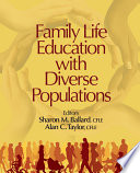 Family Life Education With Diverse Populations Book